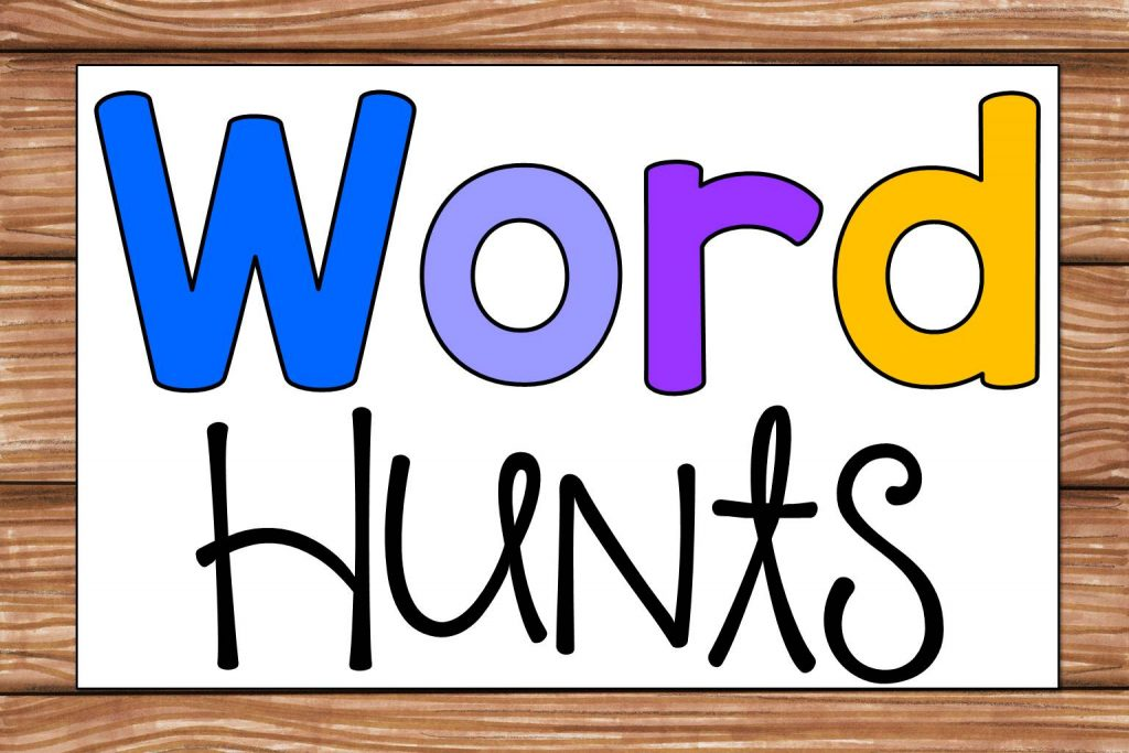 Word Hunts