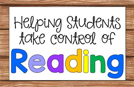 Helping Students Take Control of Reading