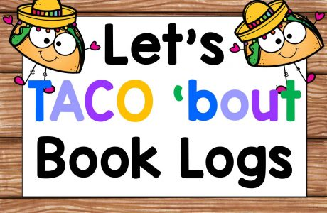 Let's Taco 'bout Book Logs